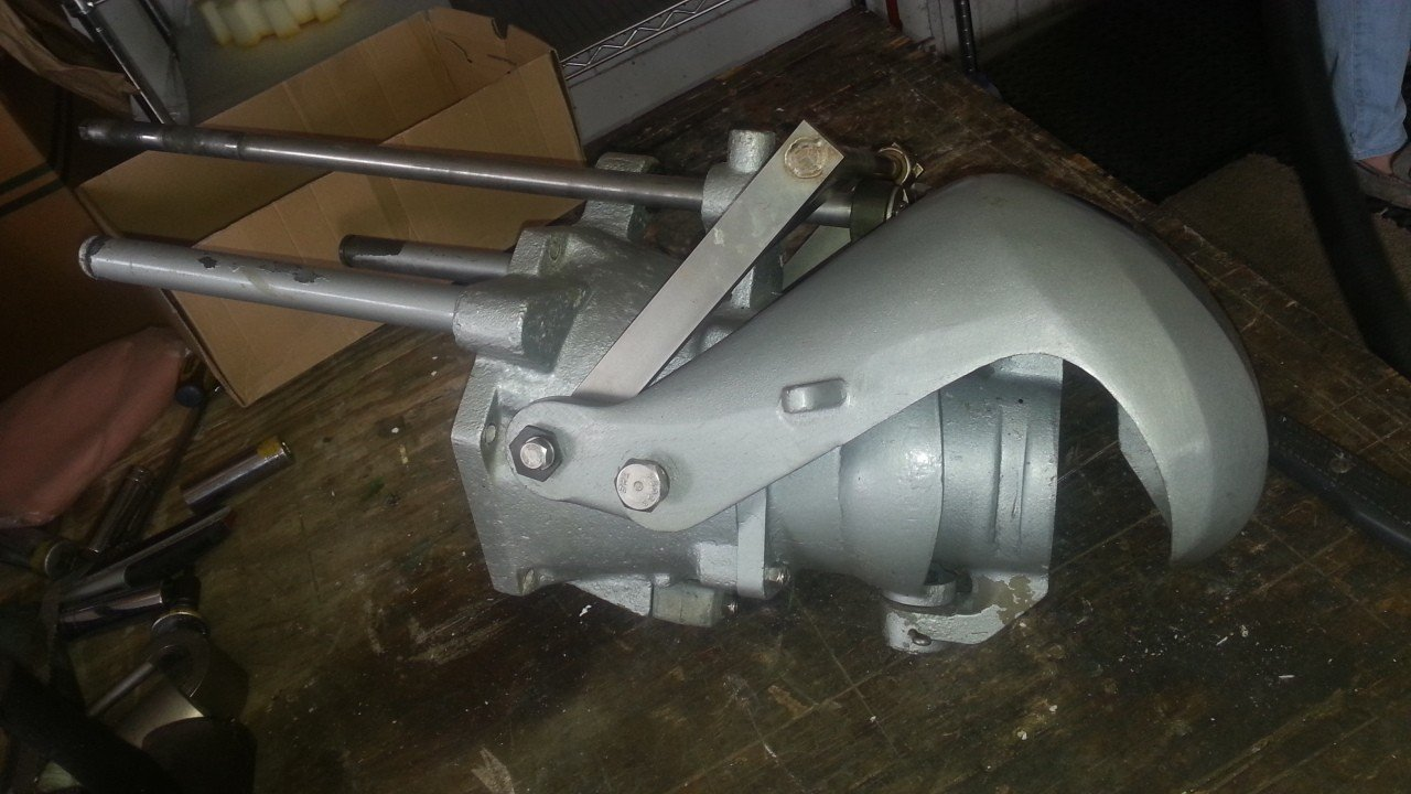 Marine Power JMF 90100