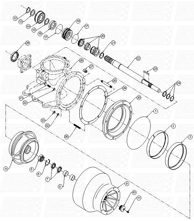 Jacuzzi Jets Diagram