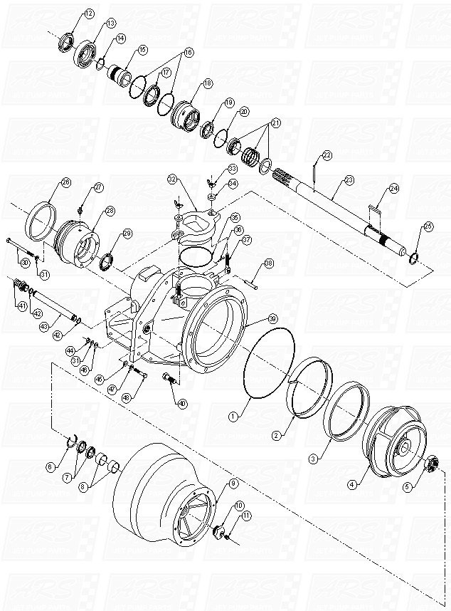 Sd 309 Jet Pump Diagram American Turbine