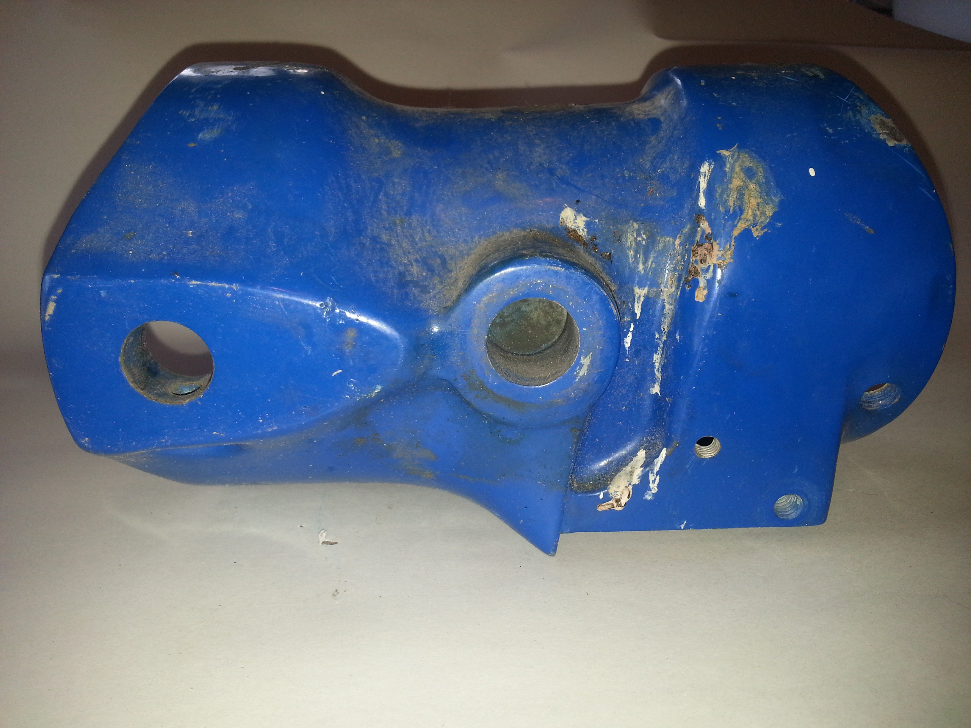 Used Early Place Diverter Nozzle End— USED