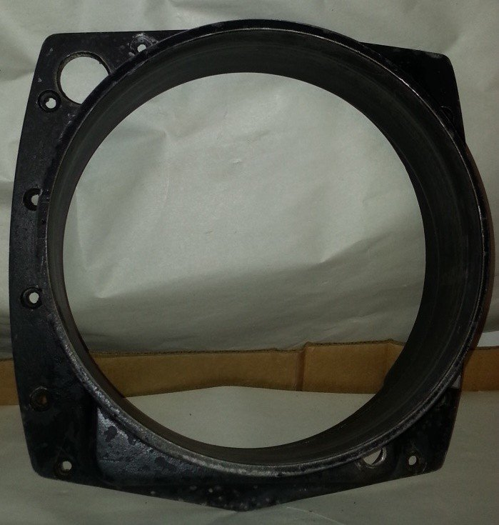 Transom Adapter Ring fits Jacuzzi WJ — USED