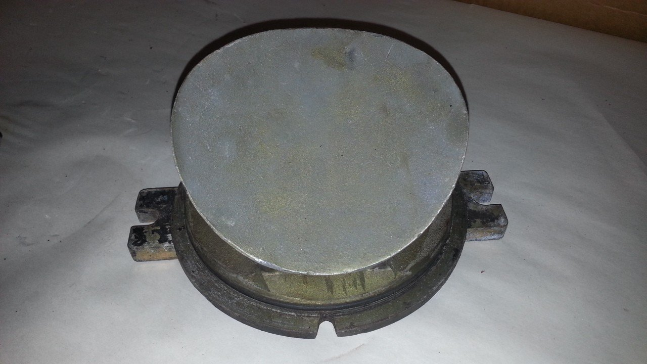 Jacuzzi WJ Hand Hole Cover — USED