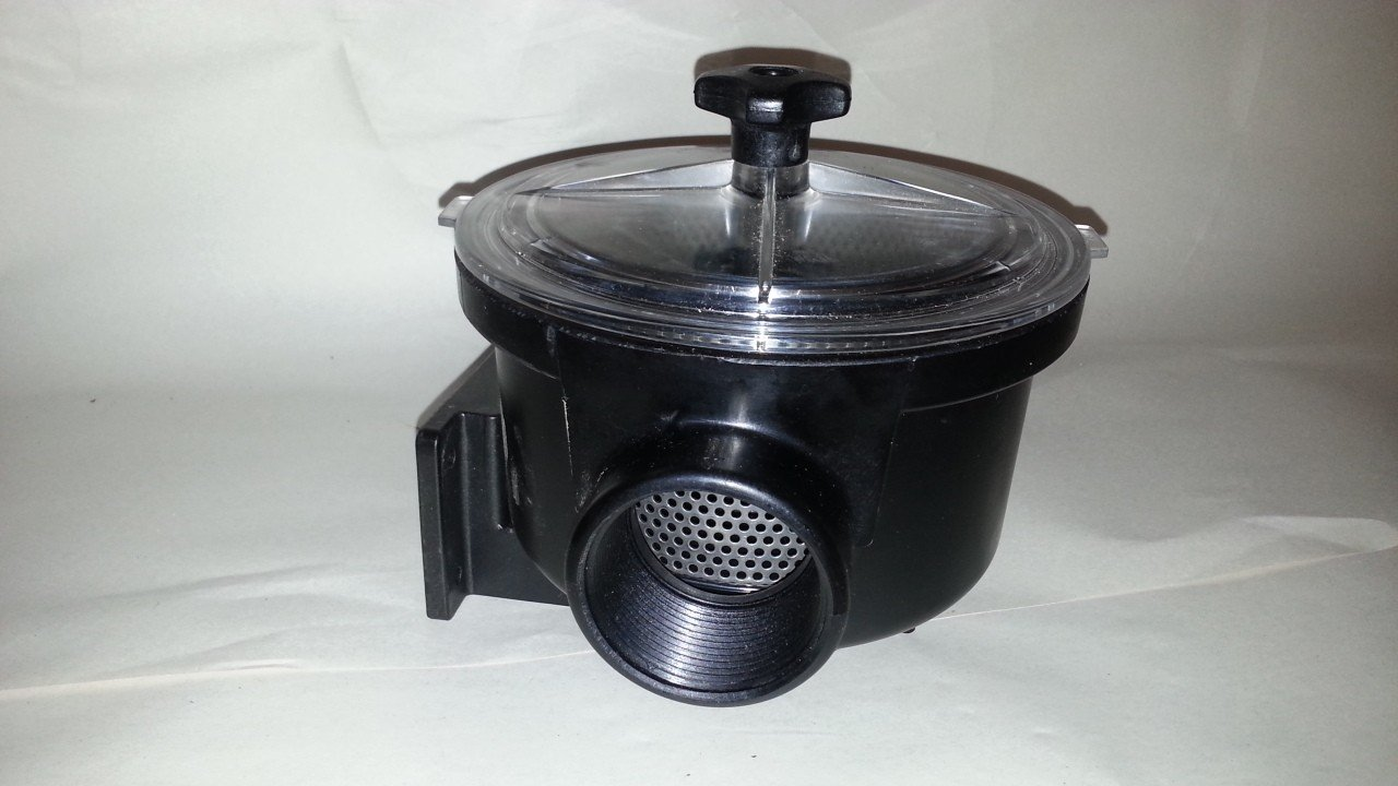 Large Capacity Sandy Sea Water Strainer