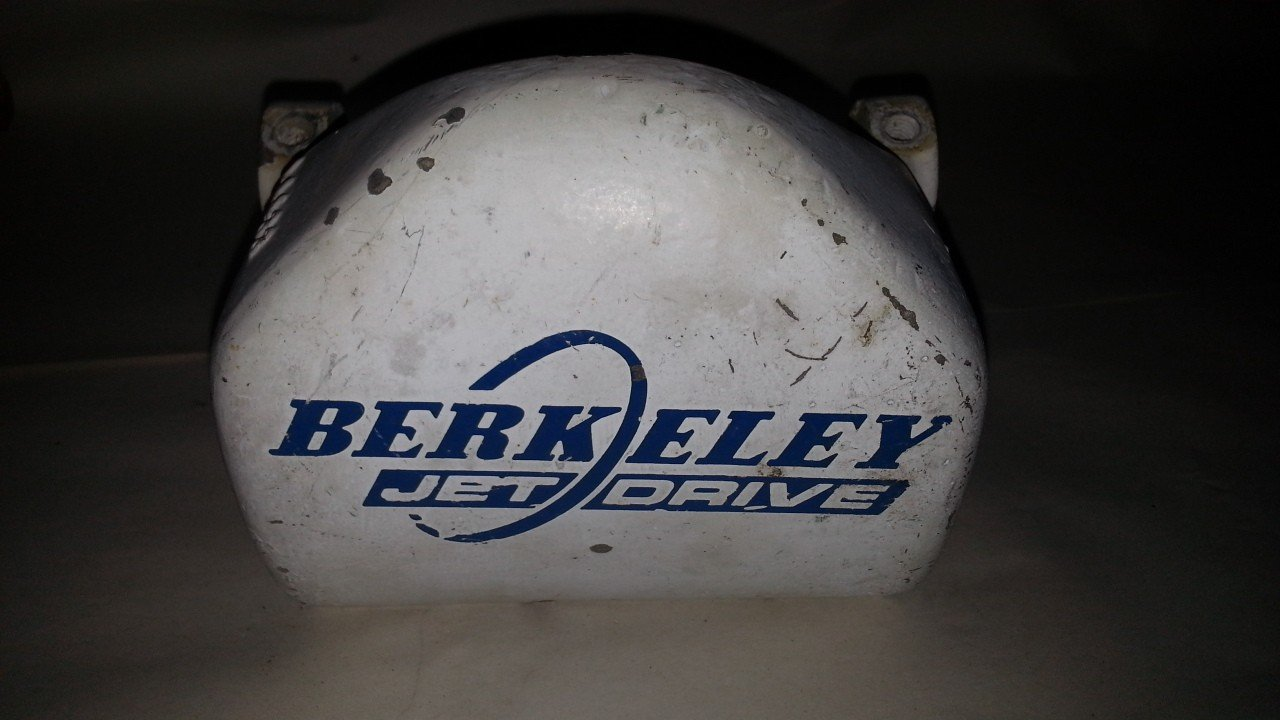 L-4438 Berkeley Jetovator Reverse Bucket — USED