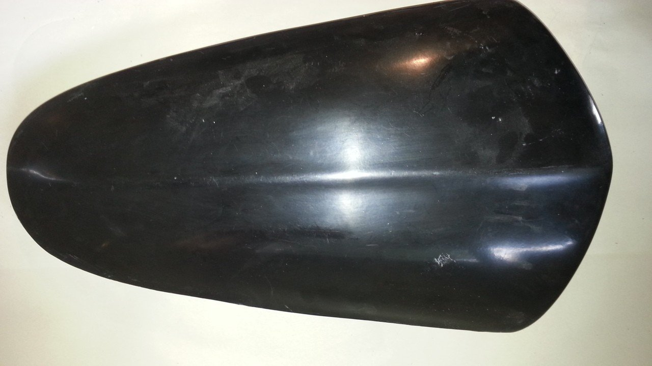 Fiberglass Scoop — USED