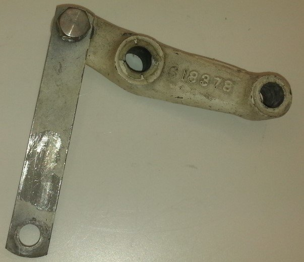 Berkeley JF Pivot Arm for Jetovator — USED