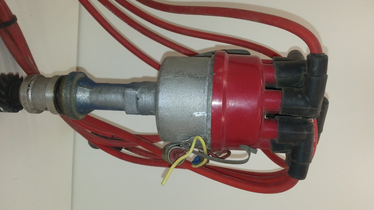 Dual Point Mallory Distributor for Oldmosible 455  — USED