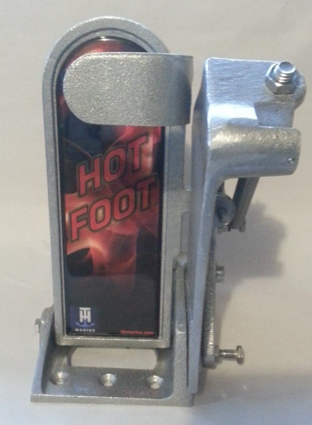 Hot Foot Pro Topload Foot Throttle — NEW