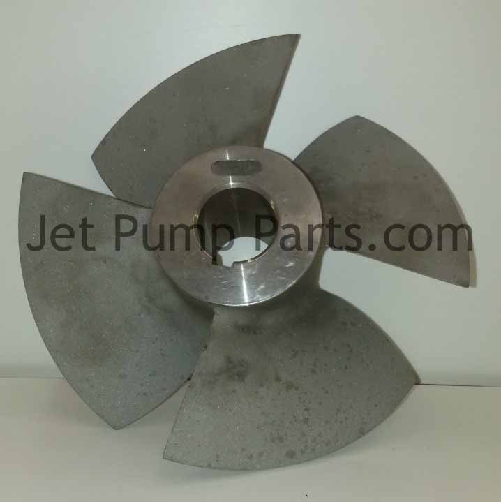 22.5° Impeller— Fits Marine Power X-Stream Pumps — Fig. No. 46