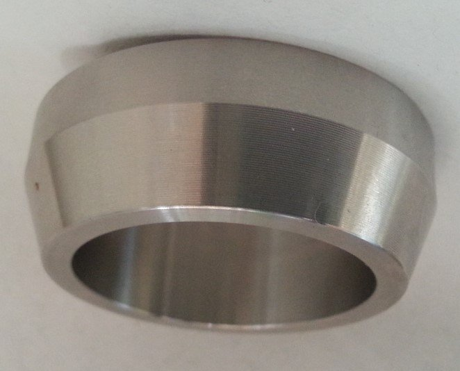 Tapered Collar Spacer for Easy Install Inducer