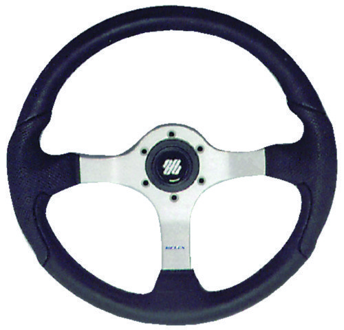 Polished Aluminum Steering Wheels