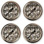 "1-1/2"" Liquid Filled Gauges"