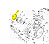 Engine Mount Rings fit SD309 —  Fig. No. 26