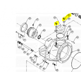 "3/8""-16 Wing Nuts fit SD309 —  Fig. No. 33"