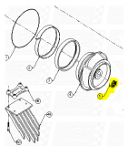 Impeller Nuts fit TJ309-HP — Fig. No. 5
