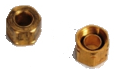Compression Nuts for Hydraulic Diverters