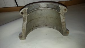 3-Point Bell Housing Mounts — USED