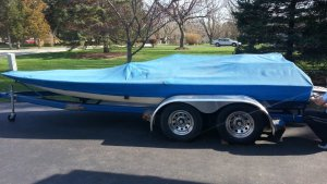 ** SOLD**   1987 Carrera Jet Boat with Berkeley Pump