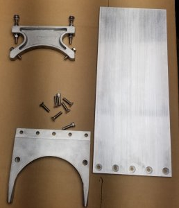 Shoe And Ride Plate Kit