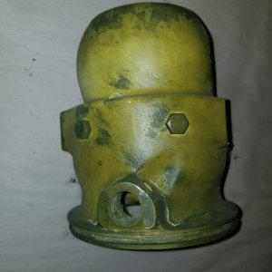 Place Diverter Ball End — USED