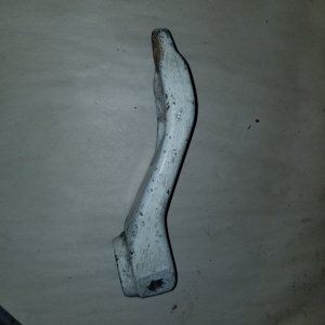 M5645 Steering Arm — USED