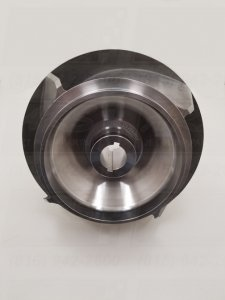 Stainless Steel Impellers — High Helix